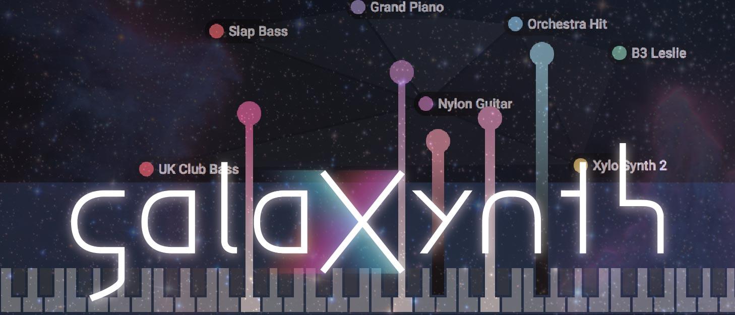 galaxynth banner