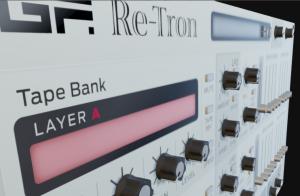 Re-Tron in 3D
